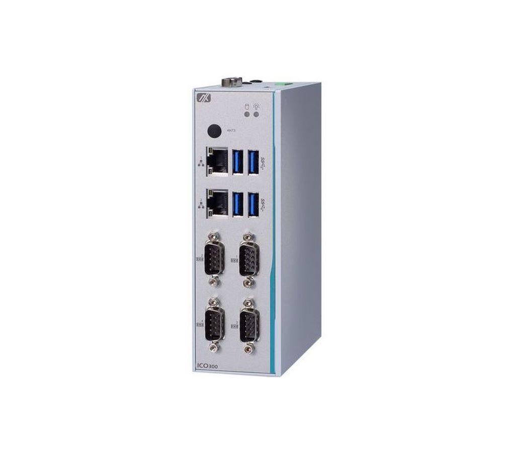 ICO300-83B-N3350-4COM-HDMI-WT-DC